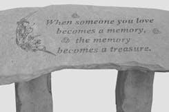 Memorial Benches
