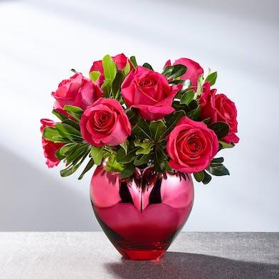 Hold Me in your Heart - Detroit Area Florist - Mancuso's Florist - St. Clair Shores, Michigan (MI), St. Clair Shores Flower Shop