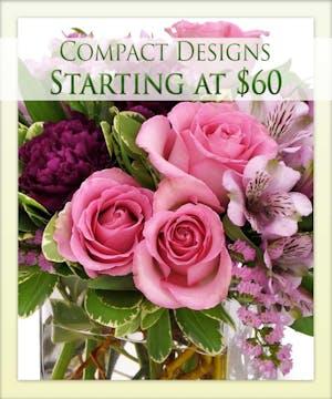 Compact Floral Design