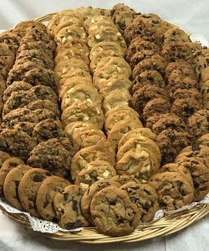 Gourmet Cookie Tray - Mancuso's Florist