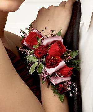 Captivating Corsage