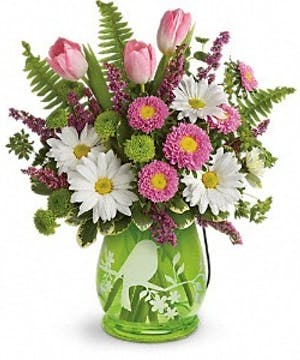 Songs Of Spring Bouquet-St Claires Shores