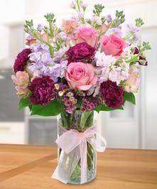 Send a long lasting beautiful bouquet to mom