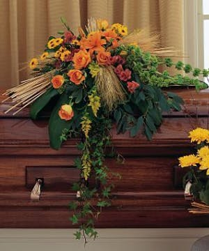 Autumn Faith Casket