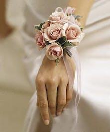 Pure Beauty Wrist Corsage