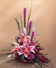 Featuring Stargazer Lilies