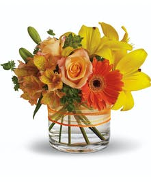 Summer Siesta Flower Bouquet St. Cliar Shores MI - Mancuso's