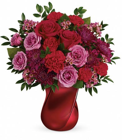 Mad Crush - Detroit Area Florist - Mancuso's Florist - St. Clair Shores, Michigan (MI), St. Clair Shores Flower Shop
