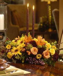 Our Signature Autumn Centerpiece