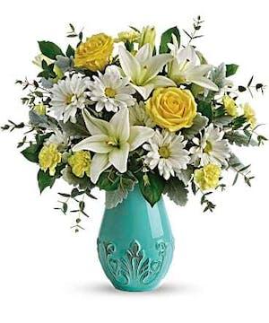Aqua Dream - Mancuso's Florist - Detroit, MI Flower Delivery