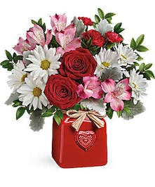 Country Sweetheart - Mancuso's Florist - Detroit, MI Flower Delivery