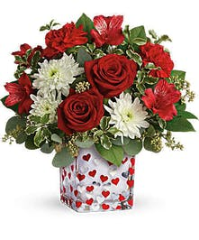 Happy Harmony - Mancuso's Florist - West Springfield, NJ Flower Delivery