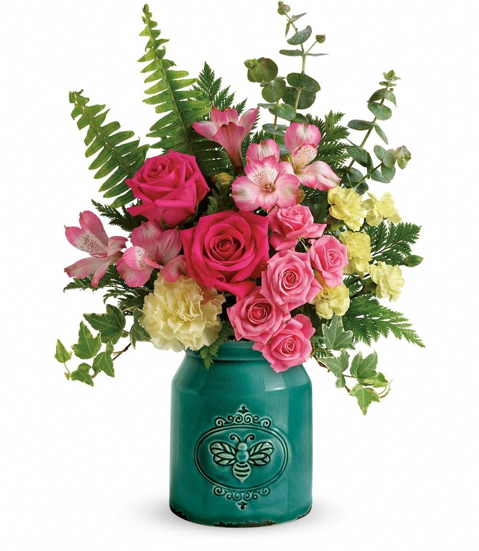Country Beauty Mancusos Florist Hand Delivered Flowers
