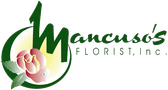 Logo for Mancuso's Florist Saint Clair Shores